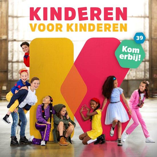 Kinderen voor Kinderen - Kom erbij! (1CD)