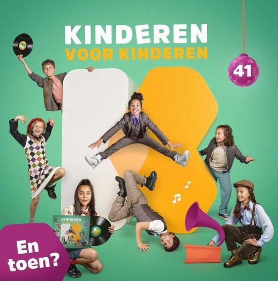 Kinderen voor Kinderen 41 - En Toen? (1CD)