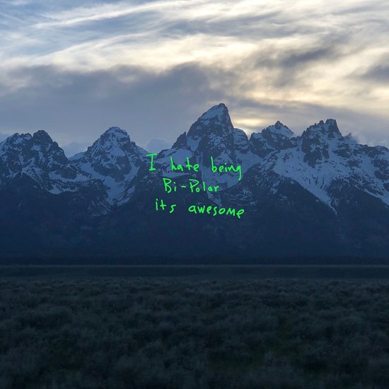 Kanye West - Ye (1CD)