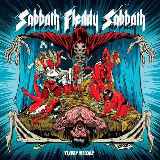 Fleddy Melculy - Sabbath Fleddy Sabbath (1CD)