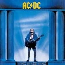 AC/DC - Who Made Who  (1LP)