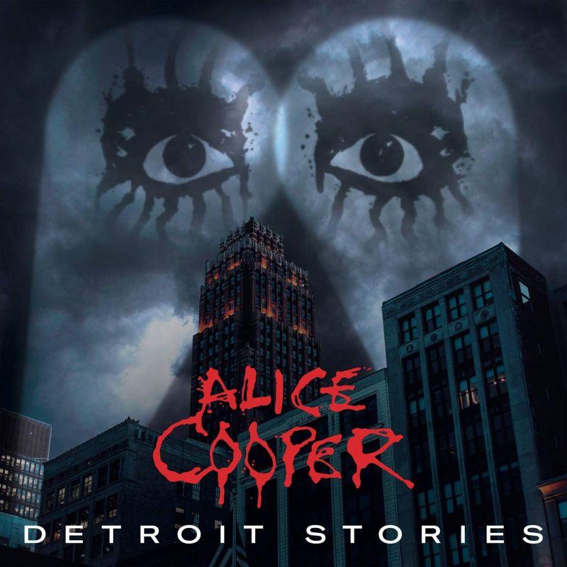 Alice Cooper - Detroit Stories (1CD)