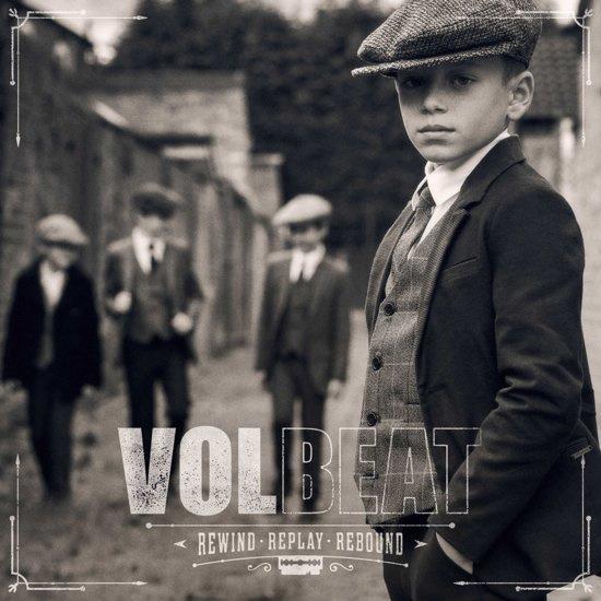 Volbeat - Rewind, Replay, Rebound (1CD)