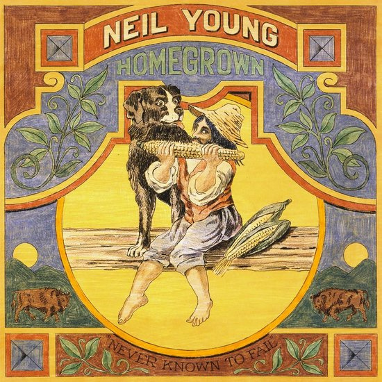 Neil Young - Homegrown (1CD)