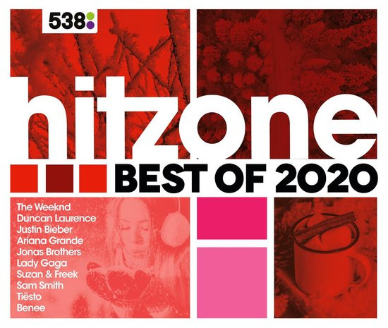 Various - hitzone - Best Of 2020 (2CD)