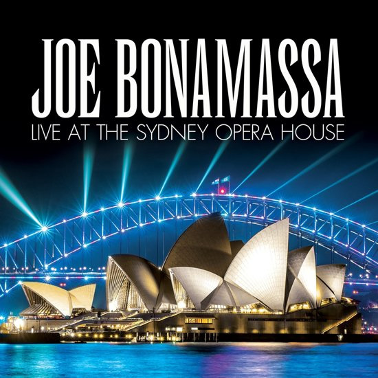 Joe Bonamassa - Live At The Sydney Opera (1CD)