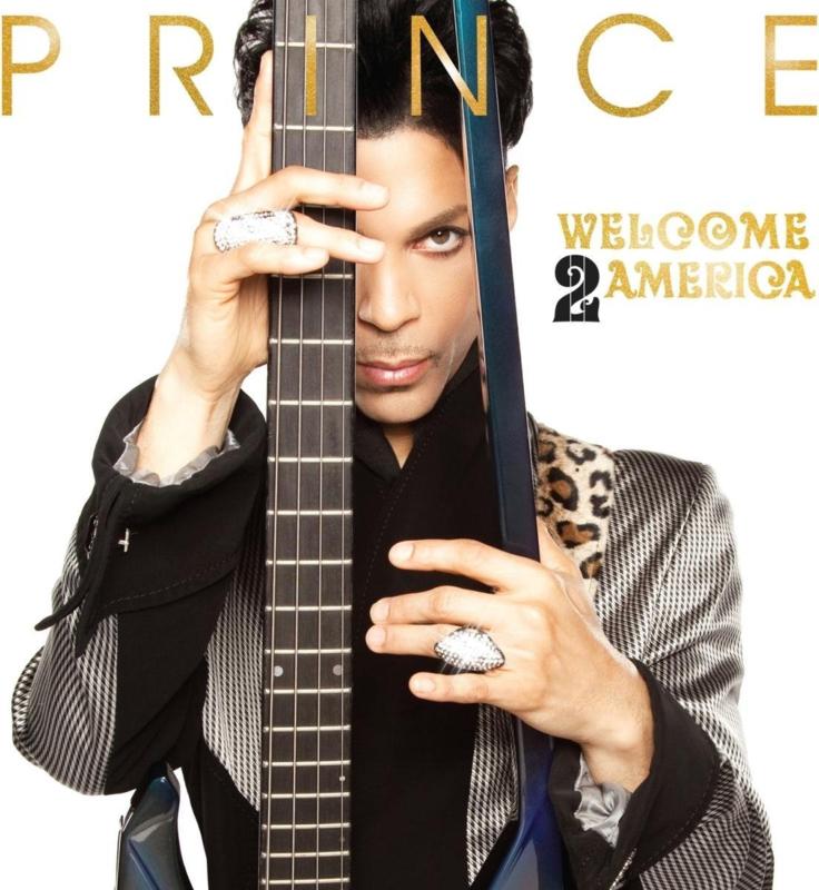 Prince - Welcome 2 America (1CD)