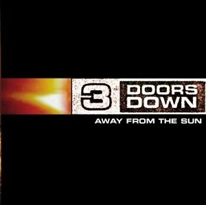 3 Doors Down - Away From the Sun (1CD)