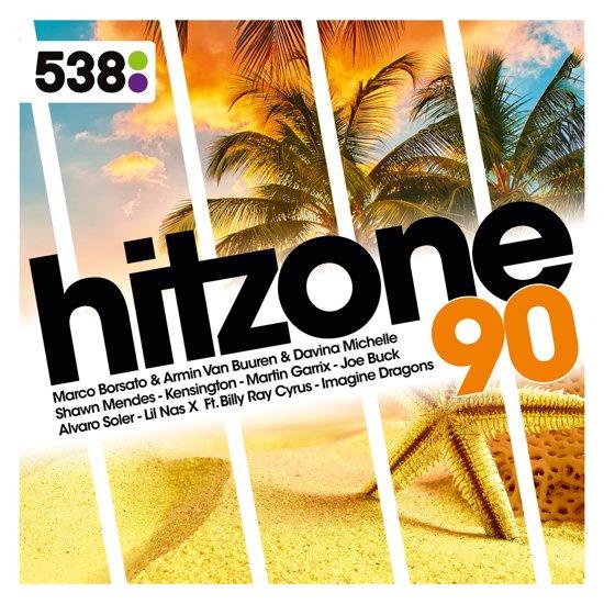 Various - Hitzone 90 (1CD)