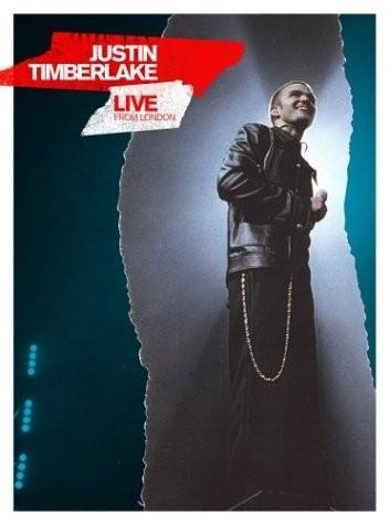 Justin Timberlake - Live in London  (1DVD+1CD)