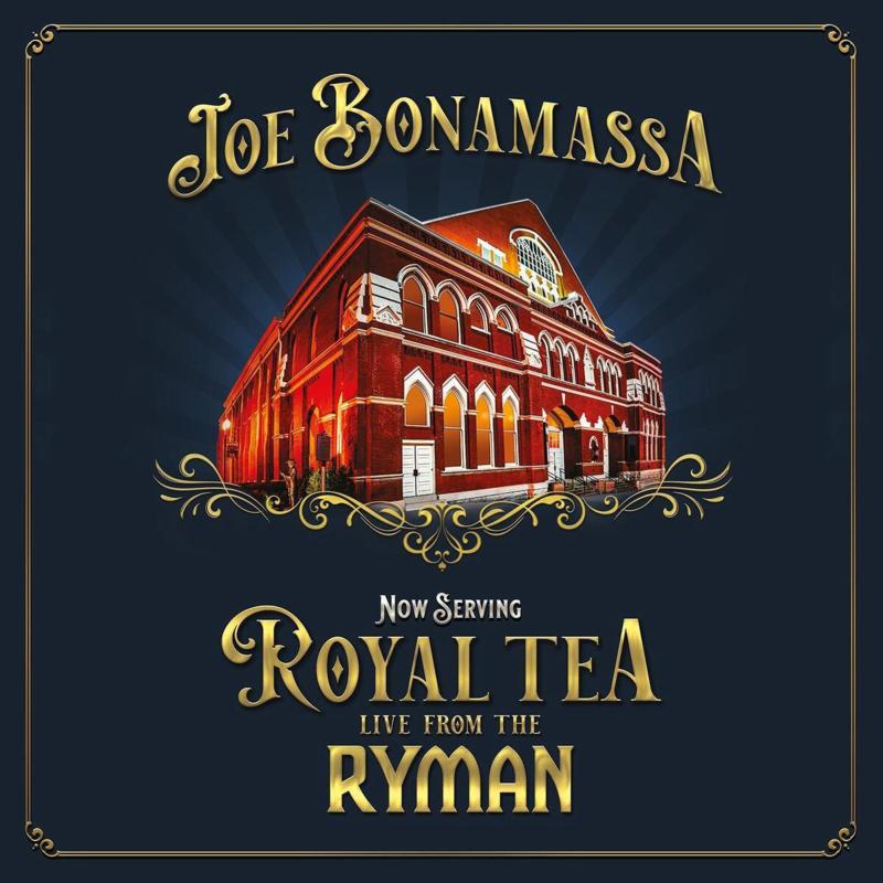 Joe Bonamassa - Now Serving:Royal Tea Live From the Ryman (1CD)