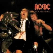 AC/DC - If You Want Blood You`Ve Got It  (1LP)