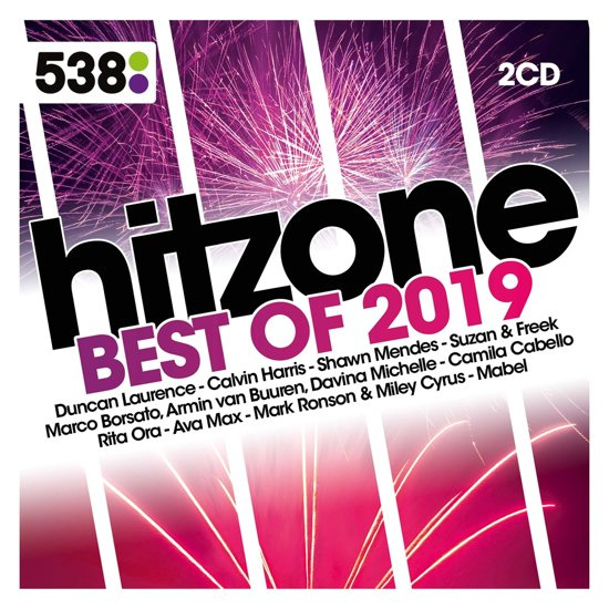 Various - Hitzone - Best Of 2019 (2CD)