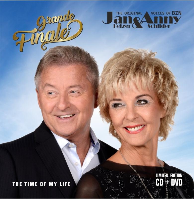 Jan Keizer & Anny Schilder - Grande Finale (1CD+1DVD)