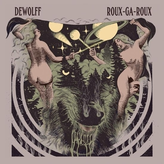 DeWolff - Roux-Ga-Roux (1CD)