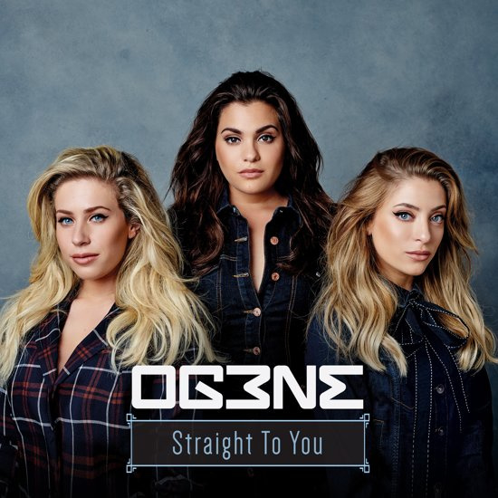 OG3NE - Straight To You (1CD)
