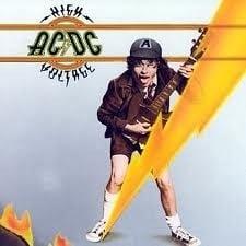 AC/DC - High Voltage  (1LP)