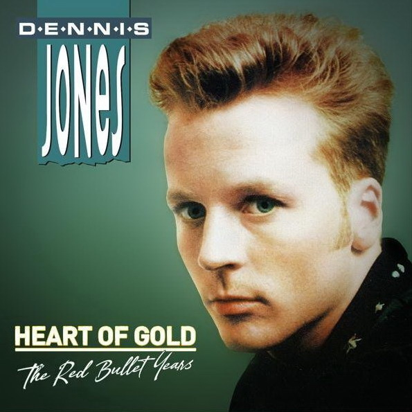 Dennis Jones - Heart Of Gold: The Red Bullet Years (1CD)