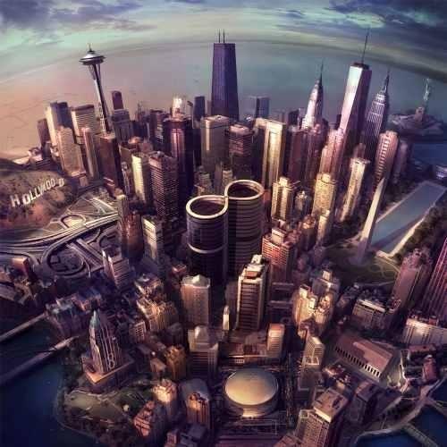 Foo Fighters - Sonic Highways (1LP)