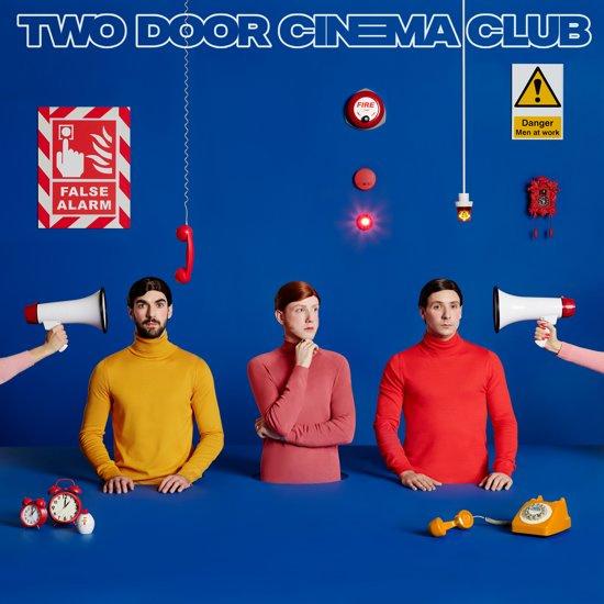 Two Door Cinema Club - False Alarm (1CD)