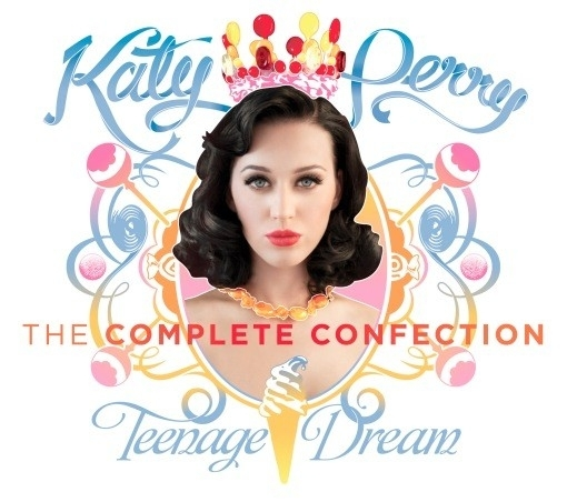 Katy Perry - Teenage Dream The Complete Confection  (1CD)