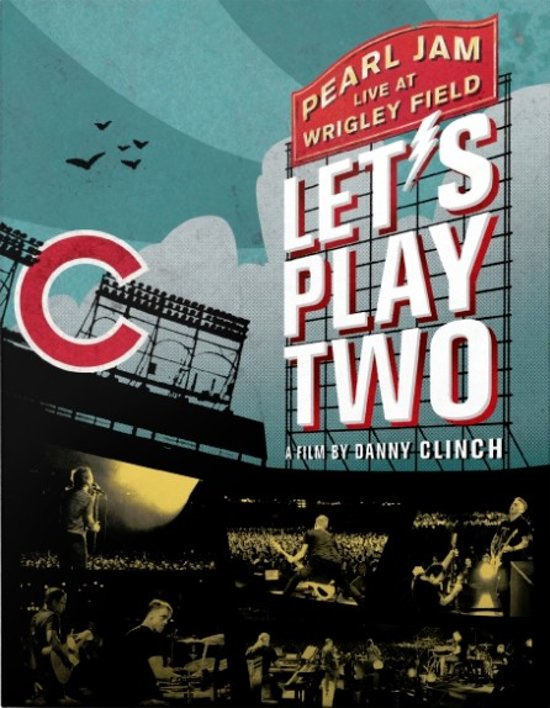 Pearl Jam - Let's Play Two (1DVD+1CD)