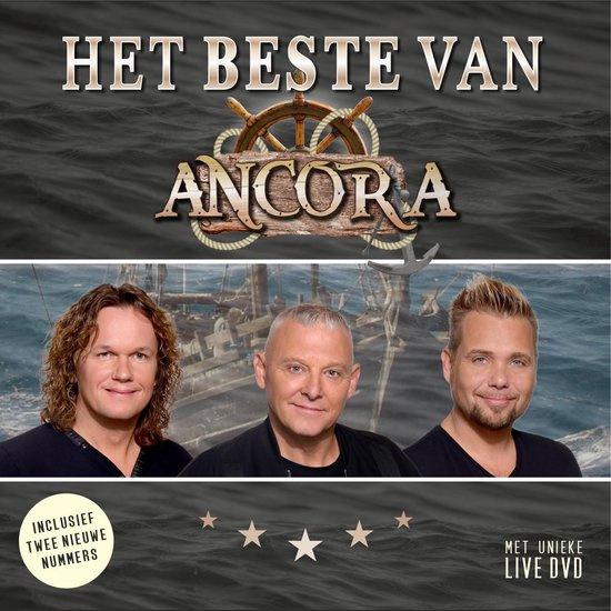 Ancora - Het Beste Van Ancora (1CD+1DVD)