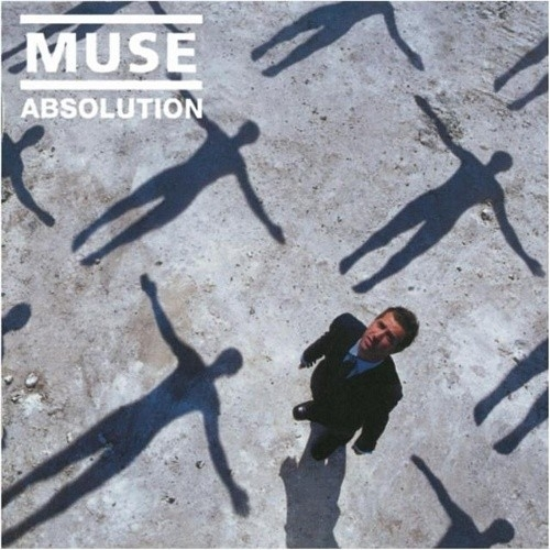 Muse - Absolution  (2LP)