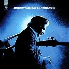 Johnny Cash - At san quentin  (1LP)