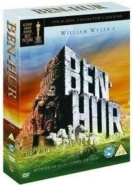 Movie - Ben Hur  (4DVD)