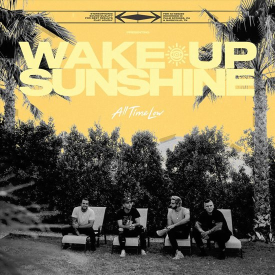 All Time Low - Wake Up, Sunshine (1CD)