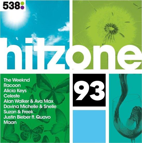 Various - Hitzone 93 (1CD)