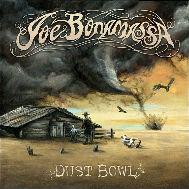 Joe Bonamassa - Dust Bowl  (1LP)