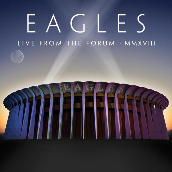 Eagles - Live From The Forum (2CD)