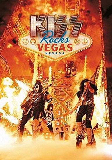 Kiss - Rocks Vegas (1DVD)