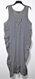Hebbeding grijze jurk-2