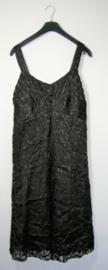 Pas zwarte jurk-44