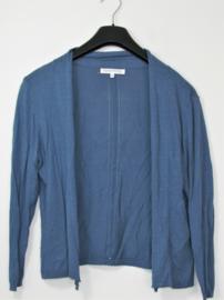 Tramontana blauw vest-M