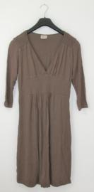 Casual Clothing bruine jurk-L