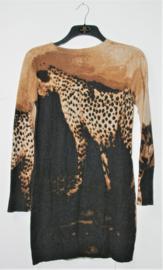 BC luipaard jurk-36