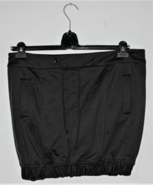 Eksept zwarte rok-XL