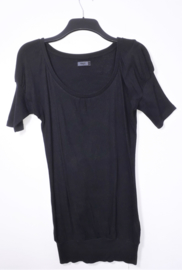 Only zwarte jurk-S