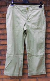 Tommy Hilfiger groene 3/4 broek-6