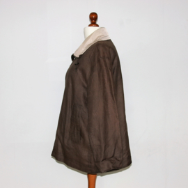 Yarell bruine jas-42