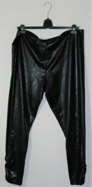 Tuzzi Nero zwarte broek/legging-52