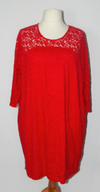 H&M rode jurk-46