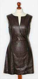 Pu bruine jurk- XS