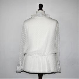 Sixth Sense witte blouse-46