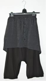 Qlzw zwarte broek-40