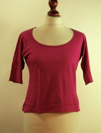 Cora Kemperman roze shirt-S
